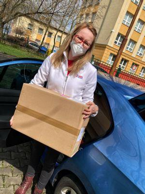 Lékárna AGEL poskytla dar pro Mobilní hospic Ondrášek v hodnotě téměř 100 tisíc korun